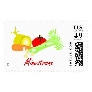 Minestrone Postage