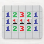 Minesweeper Mouse Pad