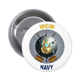 MINESWEEPERS PINS