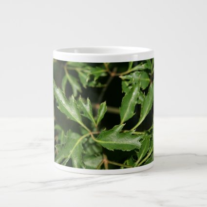 ming arelia leaves photo extra large mugs