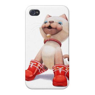 Ming Kitten iPhone4 Case