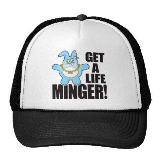 Minger Bad Bun Life Trucker Hat