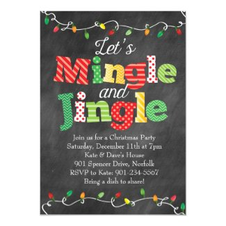 Mingle & Jingle Christmas Lights