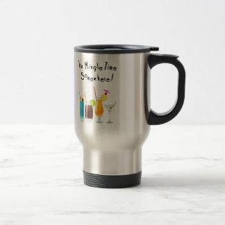 Mingle Time Mug