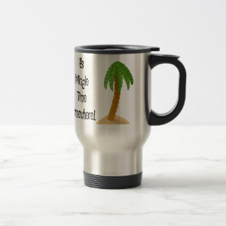Mingle Time Palm Mug