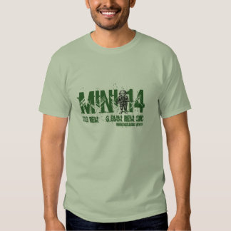 Mini 14 cool t-shirt design