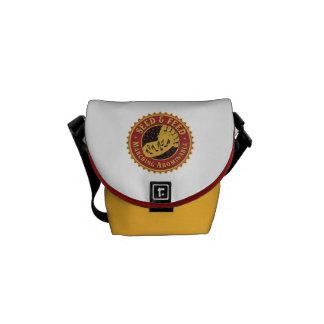 Mini Abominable Messenger Bag