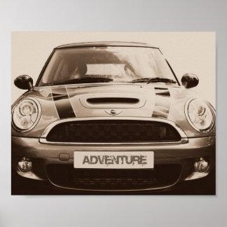 Mini adventure posters