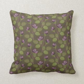 Mini almohada de tiro floral de MoJo del Victorian