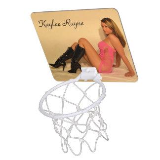Mini aro de baloncesto de Kaylee Rayne- 01 Minicanasta