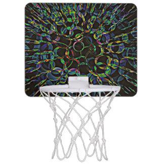 Mini aro de baloncesto de los anillos canastas mini