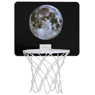 Mini aros de baloncesto de la Luna Llena Canastas Mini