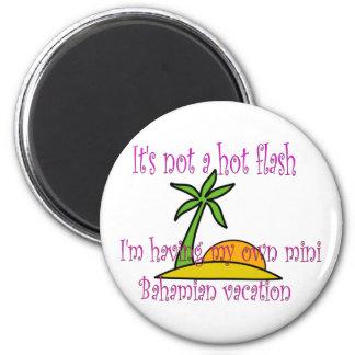 Mini Bahamian vacation Magnet