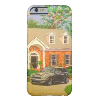 """""""Mini"""" Barely There iPhone 6 Case"""