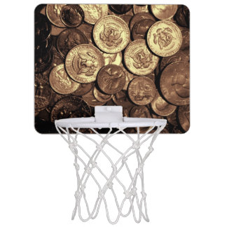 Mini Basketball Goal Loose Change Mini Basketball Hoops
