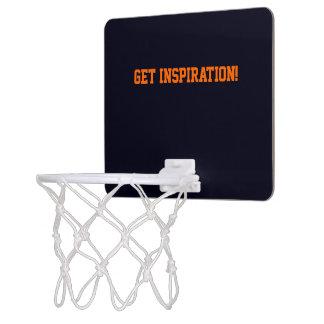 Mini Basketball Goal uni Dark Blue Mini Basketball Hoop
