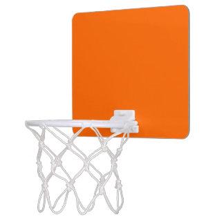 Mini Basketball Goal uni Orange Mini Basketball Backboard