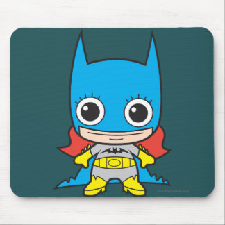 Mini Batgirl Mouse Pad
