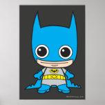 Mini Batman Póster