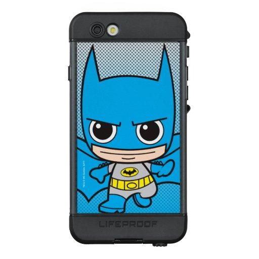 Mini Batman Running LifeProof NÜÜD iPhone 6s Case