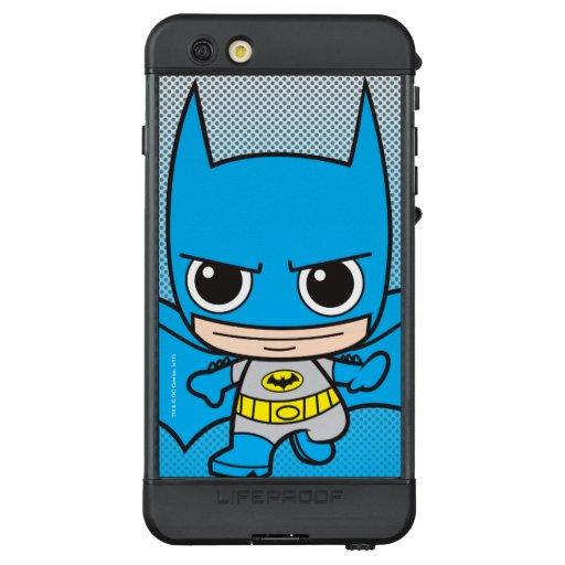 Mini Batman Running LifeProof NÜÜD iPhone 6s Plus Case