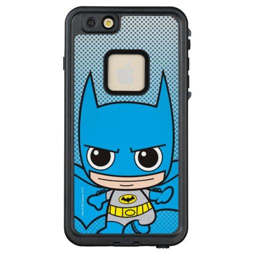 Mini Batman Running LifeProof FRĒ iPhone 6/6s Plus Case