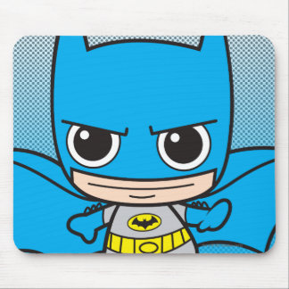Mini Batman Running Mouse Pad