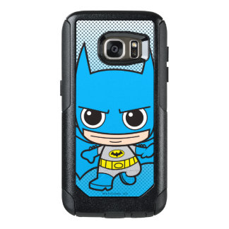 Mini Batman Running OtterBox Samsung Galaxy S7 Case