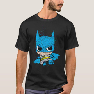 Mini Batman Sketch T-Shirt