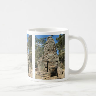Mini Bayon ... Ta Prohm, Siem Reap, Cambodia Coffee Mug