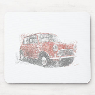 Mini (Biro) Mouse Pad
