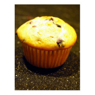 mini blueberry muffin post cards