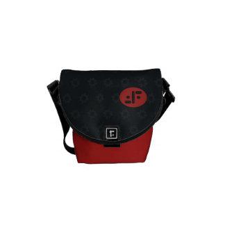 Mini bolso del soldado de caballería del choque de bolsas de mensajería