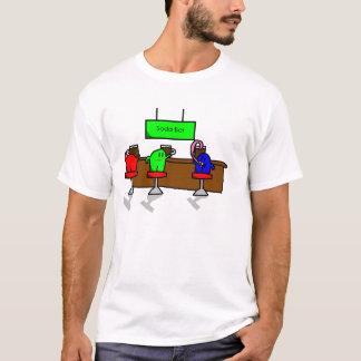 Mini Brothers at the Soda Bar T-Shirt