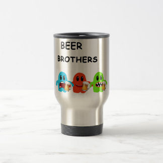 Mini Brothers Beer Bar by Mini Brothers Travel Mug