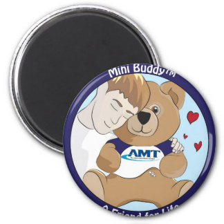 Mini Buddy ONEderful's 2 Inch Round Magnet