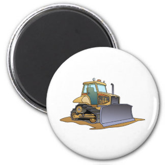 Mini Bulldozer Magnet