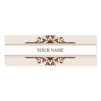 MINI BUSINESS CARD :: divine 1