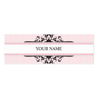 MINI BUSINESS CARD :: divine 4