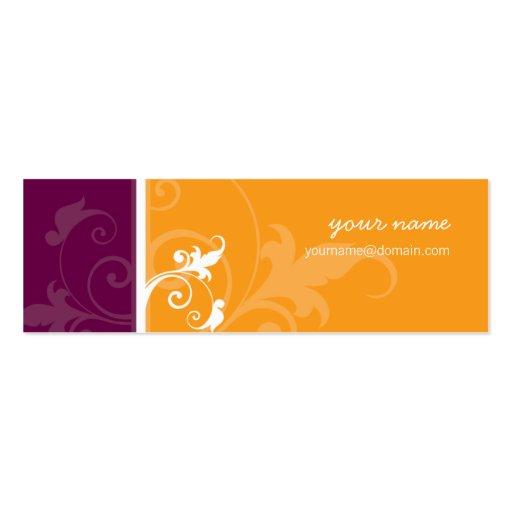 MINI BUSINESS CARD verve 2