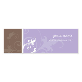 MINI BUSINESS CARD :: verve 5