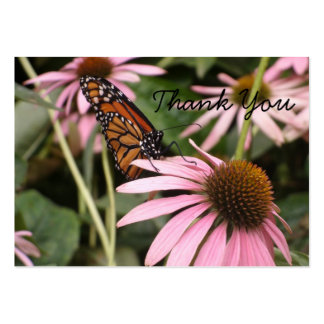 Mini Butterfly Notecard Business Card