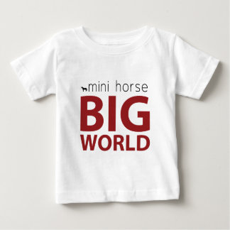 mini-caballo tee shirt