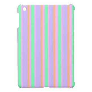 Mini caja anaranjada rosada del iPad púrpura y ver iPad Mini Cárcasas