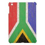 Mini caja apenada de Suráfrica del iPad de madera  iPad Mini Cobertura
