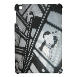 mini caja blanco y negro del iPad iPad Mini Cobertura