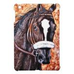 Mini caja del cojín eléctrico del caballo i iPad mini protectores