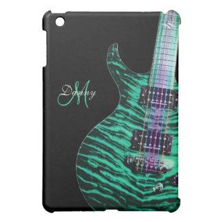 Mini caja personalizada de la guitarra del iPad