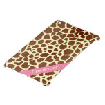 Mini caja personalizada estampado de girafa del iP iPad Mini Cobertura