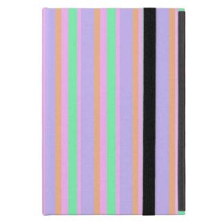 Mini caja rosada púrpura del iPad verde y anaranja iPad Mini Carcasa